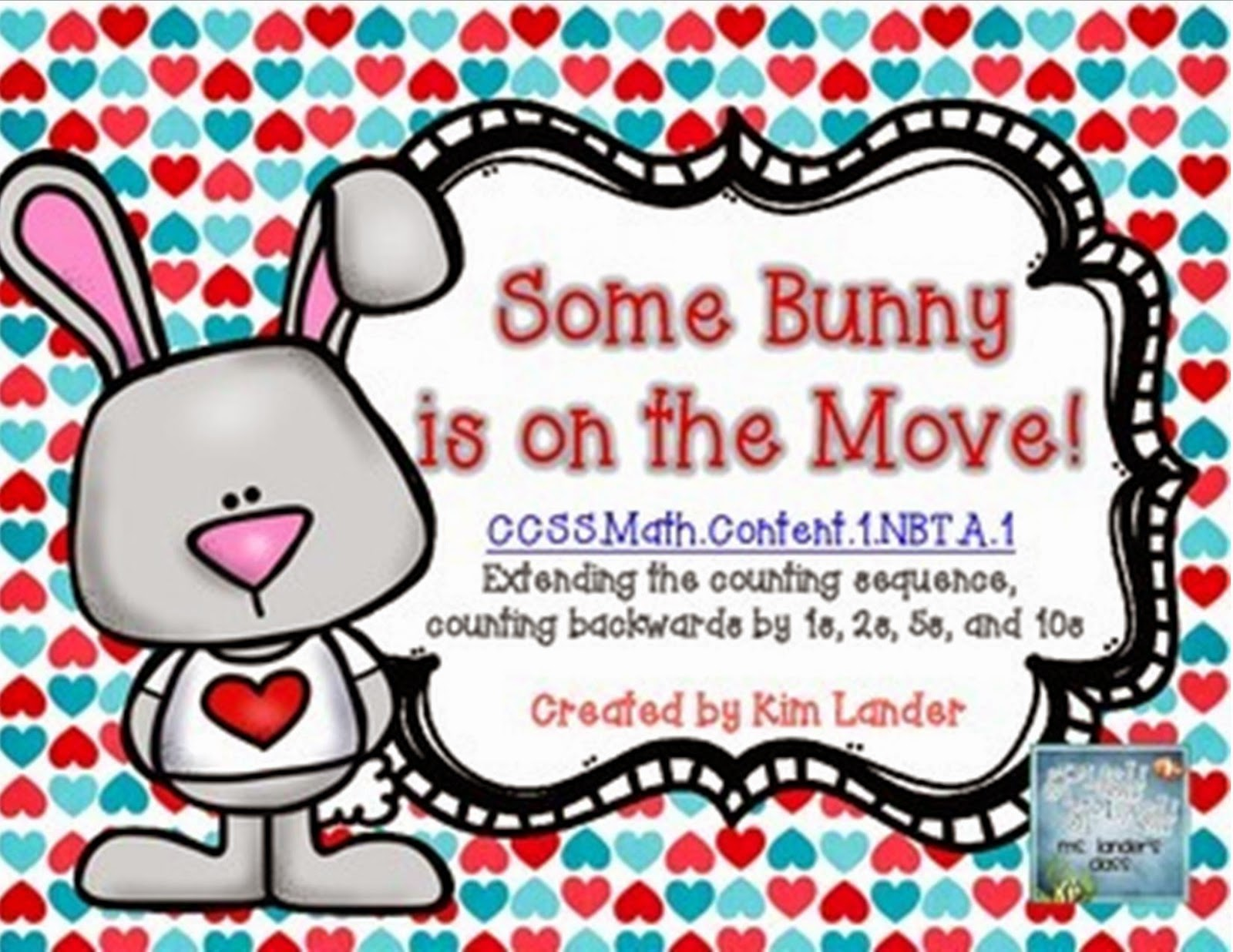 https://www.teacherspayteachers.com/Product/Some-Bunny-is-on-the-Move-Math-counting-puzzles-1723684