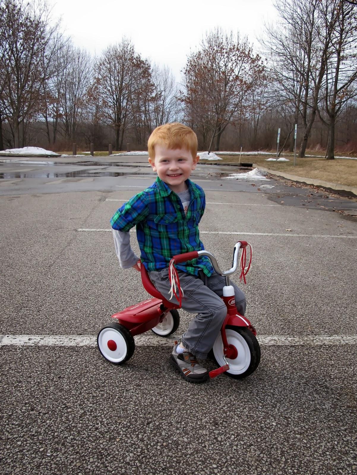 Porter's Mini Bike
