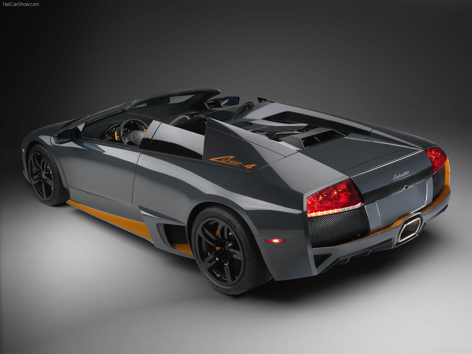 Hình ảnh siêu xe Lamborghini Murcielago LP650-4 Roadster 2010 & nội ngoại thất