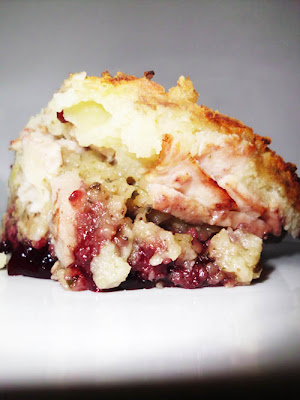 Turkey and Cranberry Casserole | www.happyhealthymotivated.com