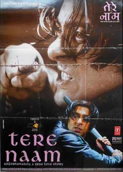 Tere Naam 2003 Hindi Movie Download BluRay 720P 1Gb at xcharge.net