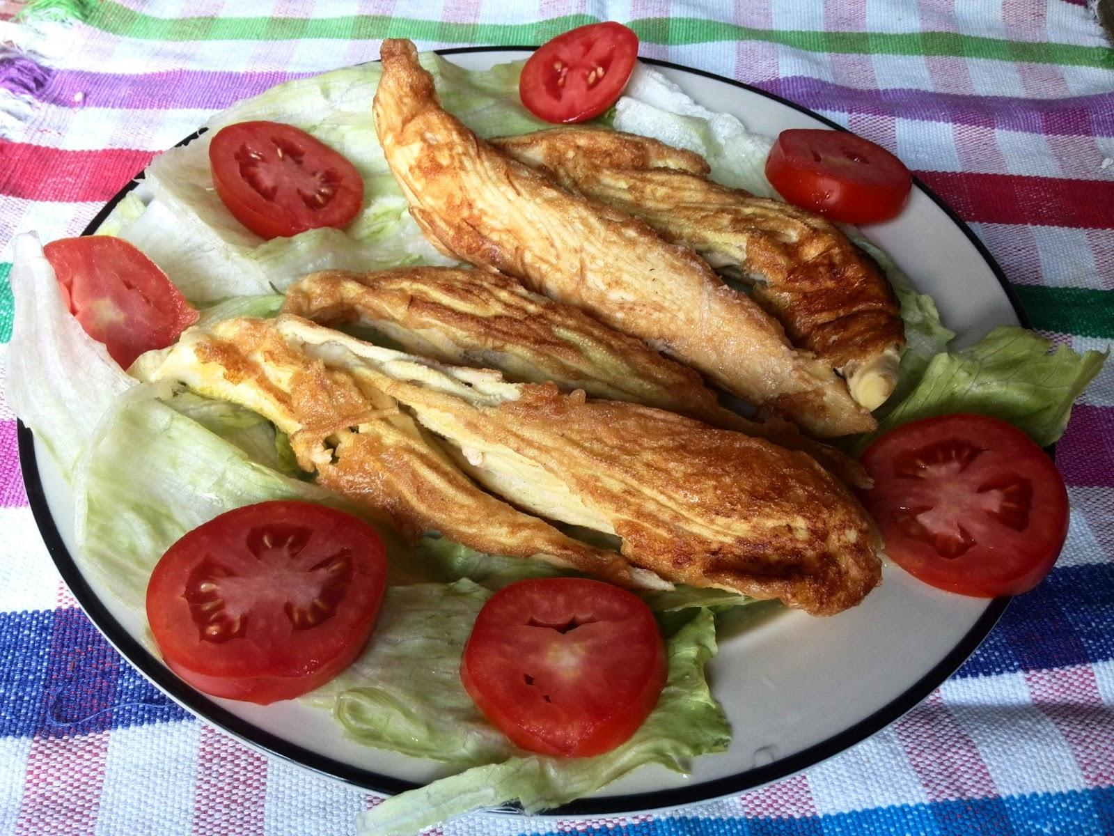 Fotodocumental comida tipica de semana santa for Comida semana santa