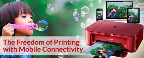 Canon Printer Inkjet single dan multi function Canon - Daftar Printer Inkjet Single Function, Inkjet Multi Function