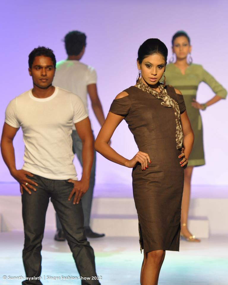 Singer Sri Lanka Fashion Show 2012 Photo