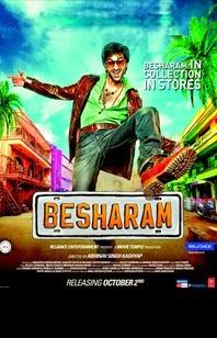 besharam-2013-Hindi Movie Watch Online
