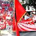 """Këndohet Himni Kombëtarë në Shkup gjatë protestës antiqeveritare """"Gruevski"""""""