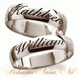 cincin nama couple