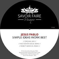 Jesus Pablo Simple Ideas Work Best Savoir Faire