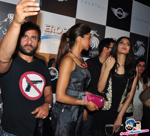 Deepika Padukone cocktail party