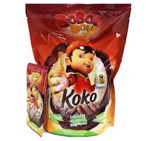 SPECIAL PRICE: BOBOIBOY KOKO RM15
