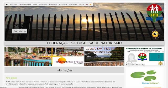 Nova pagina FPN