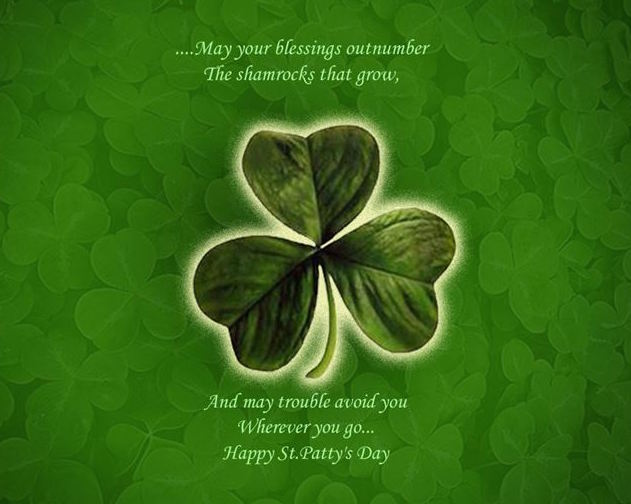 Day st quote patricks 49 St