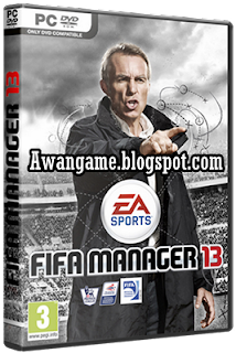 FIFA Manager 13 v1.02 Download Free