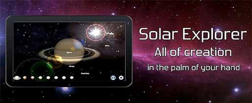 Solar System Explorer HD Pro Apk v2.7.0