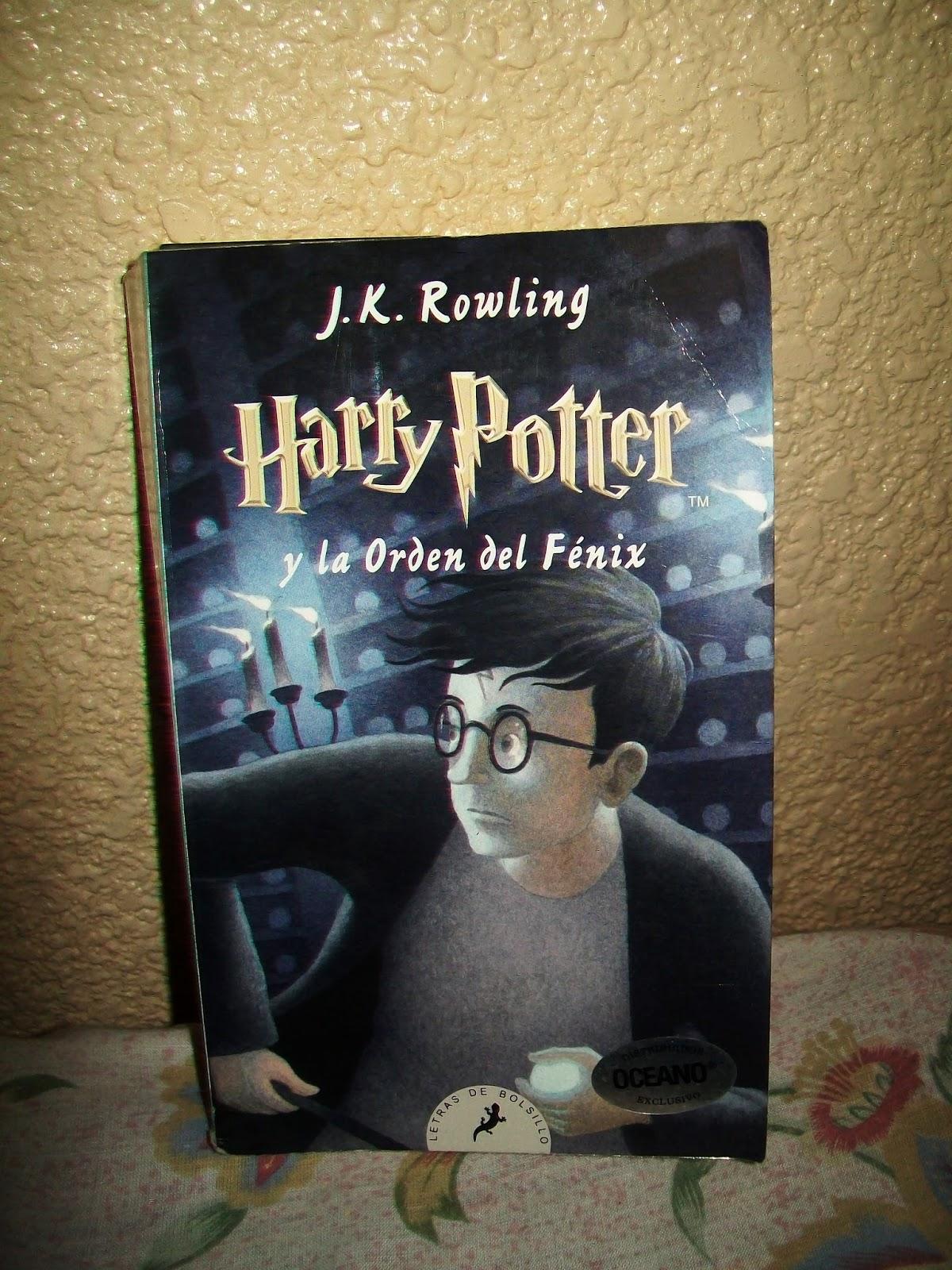 harry potter 5 orden fenix: