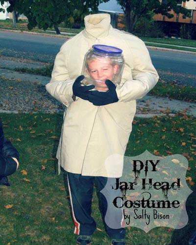 Jar Head Costume