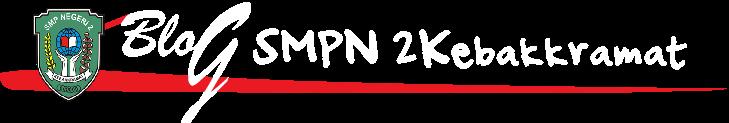 BLOG SMPN 2 Kebakkramat