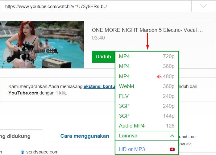 Cara Download Video Atau Film Yang Berada Di Youtube, Dan Tanpa Software