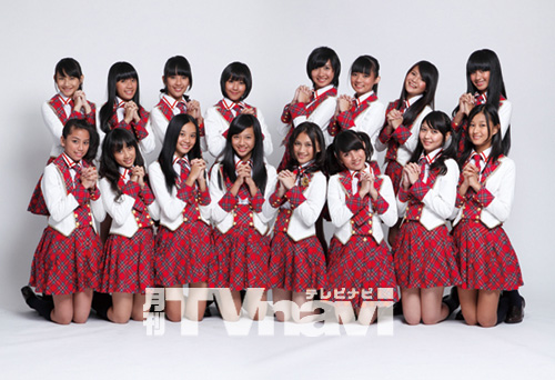 Photo Wallpeper Jkt 48