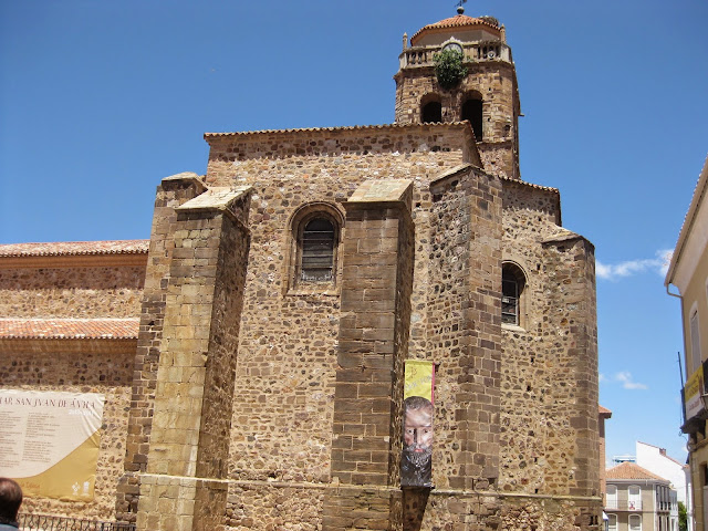 Iglesia parroquial Almodóvar