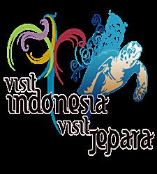 logo visit karimun jawa jepara indonesia