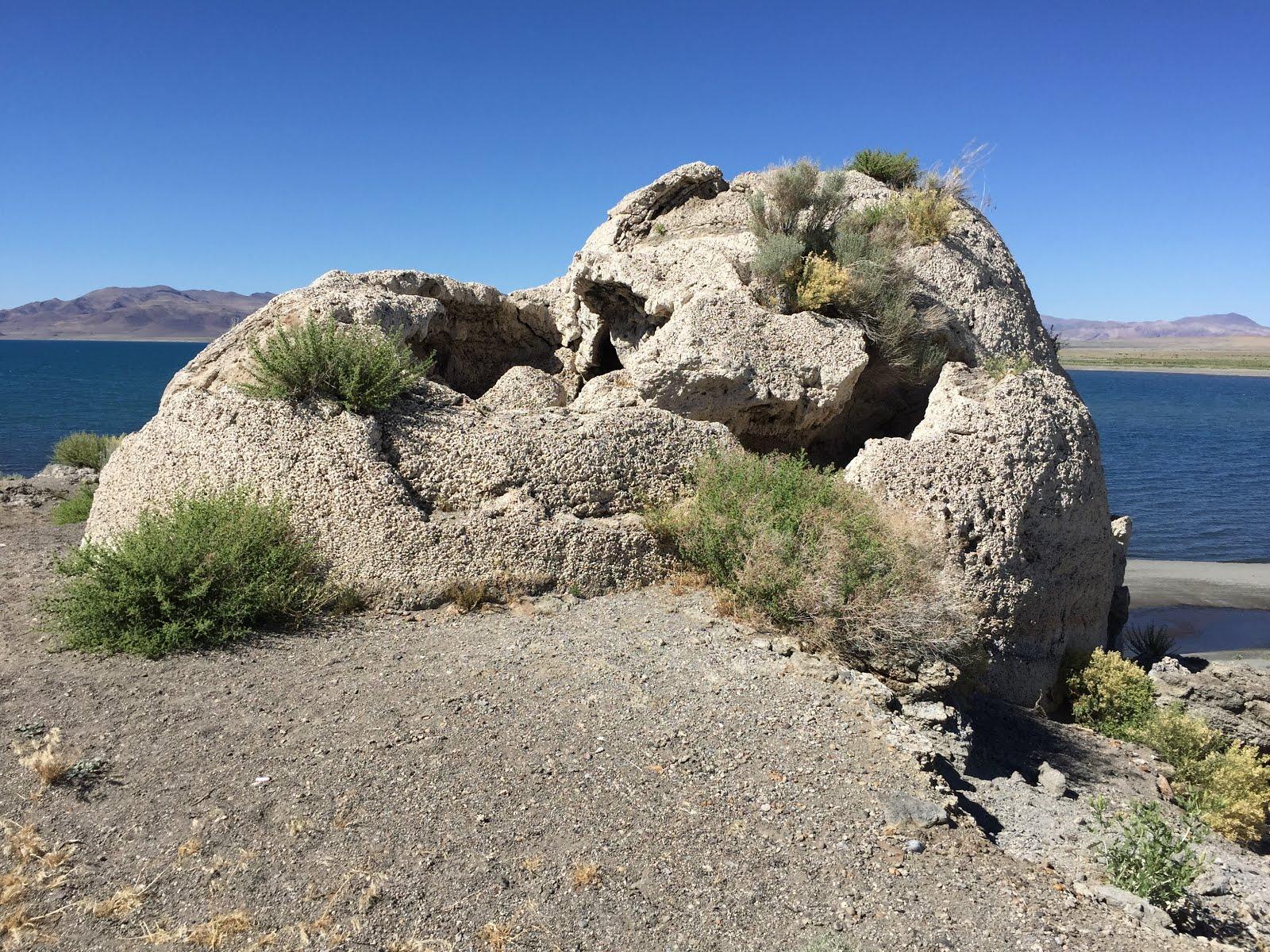Popcorn Rock tufa