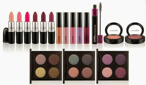 MAC A Novel Romance Collection - September 2014
