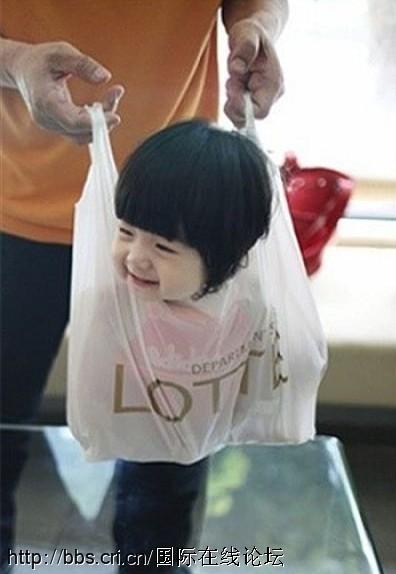 ... supermarket di tiongkok berikut foto foto bayi itu yang disiarkan cri