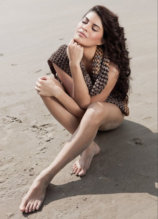 Srilankan and Indian Film Actress Jacqueline Fernandez