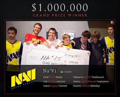 NaVi - The International Dota 2 Championships