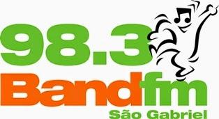 Rádio Band FM de São Gabriel RS ao vivo