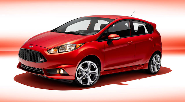 2014 Ford Fiesta ST pricing