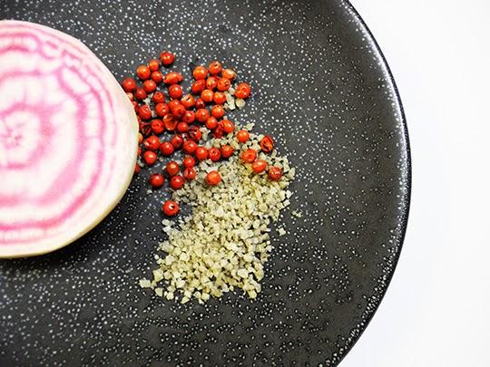 Gastronomista Beet Pickleback