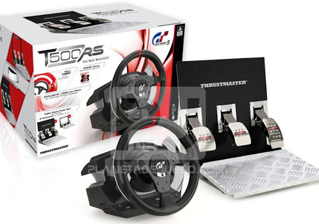 Nuevos drivers T500 RS Thrustmaster