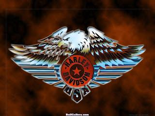 Harley Davidson Eagle Logo History