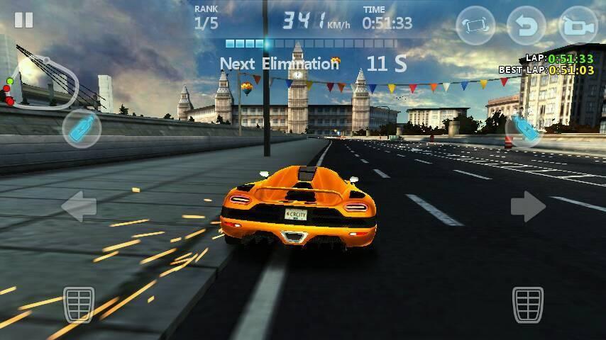 Car Racing D Mod Apk