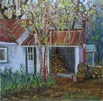 """The Wood Shed"""
