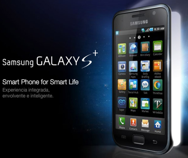 samsung galaxy s plus launch release
