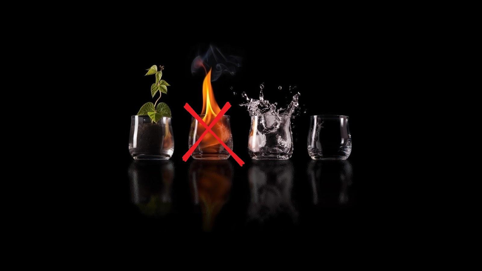 4 elementos naturaleza 487132 - Los elementales de la creación.