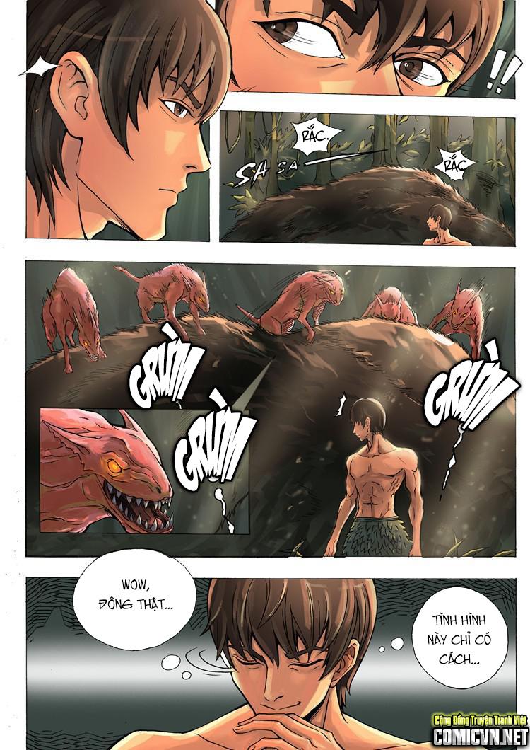 Đường Dần tại Dị Giới trang 16