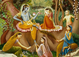 Relationship with God by Swami Nikhilanand of Radha Madhav Dham