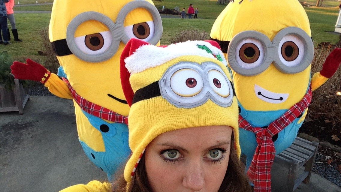 Minion Birthday parties in Boston!