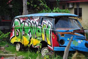 Penang Overun by Artist