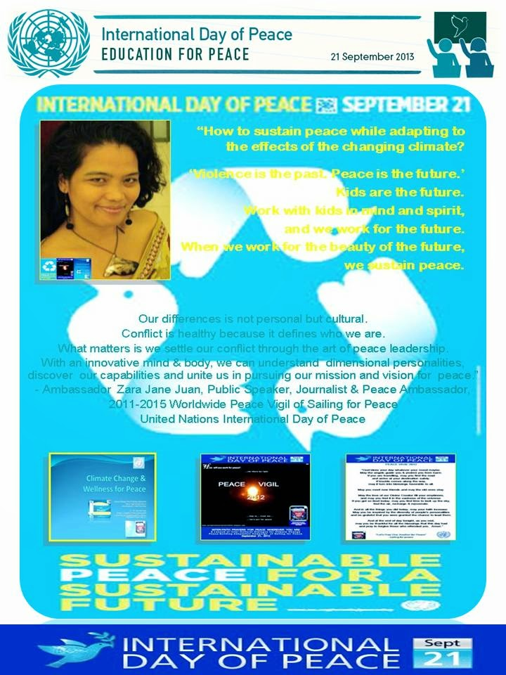 2012 International Day of Peace