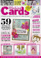 CURRENTLY FEATURED ON THE COVER OF THE MAY ISSUE OF MAKING CARDS MAGAZINE