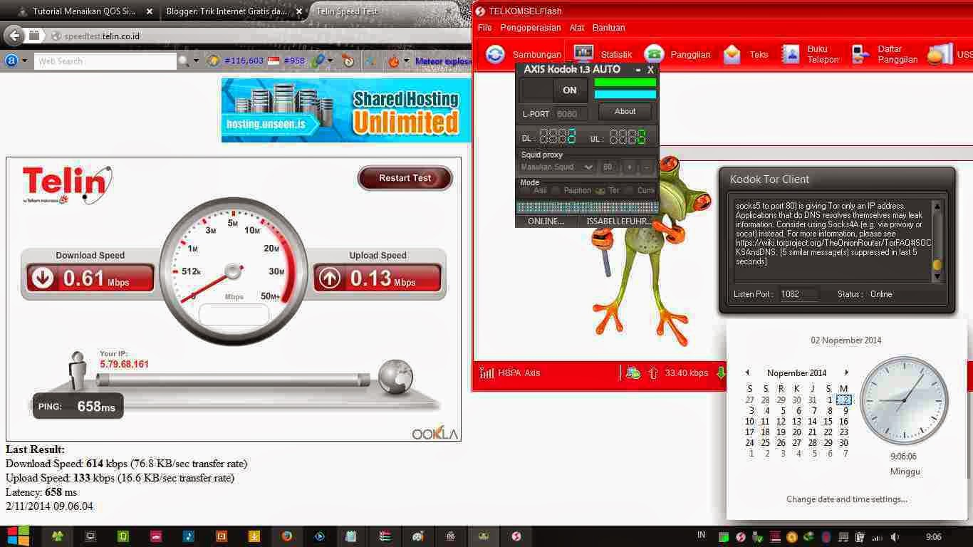 work wih Tor