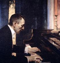 ► Pase algunos momentos con Sergei Rachmaninoff