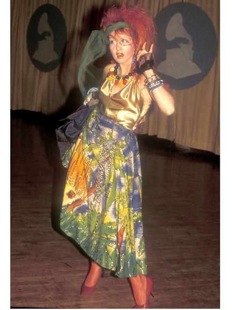 Cyndi Lauper: 1984