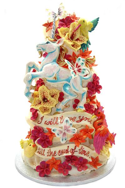 Cool Wedding Cakes London
