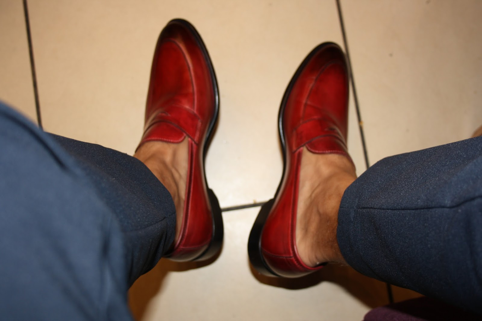bfc4e2c254a ...  paulevansny. The Stewart Penny Loafer-  349.00